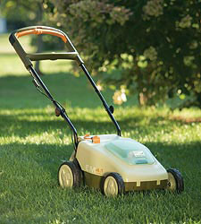 Corded & Cordless Electric Mowers
