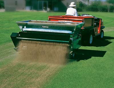 Top Dressing Equipment